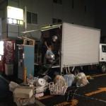東京都中野区にてお部屋荷物を全て処分
