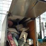 千葉市 稲毛区 一軒家での不用品回収