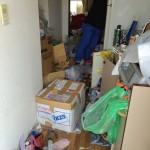 鎌ヶ谷市にて、1DKのゴミ部屋のお片付け