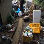 千葉市花見川区2階建戸建の引越し&残留物の処分