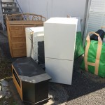 千葉市中央区にて不用品回収