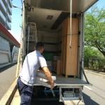 江東区にて家具数点の回収を行いました