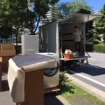千葉市美浜区にて不用品回収を行いました。