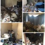 千葉県市川市にてごみ屋敷の片付け&処分を行いました