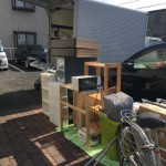 千葉県市原市~千葉県松戸市 3人家族の引越し業務を行いました。