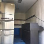 千葉市若葉区 エレクトーン(電子ピアノ)、冷蔵庫の不用品回収を行いました。