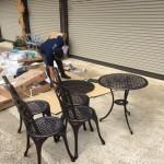 千葉県佐倉市|家具の組み立て作業を行いました。