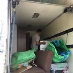 千葉市中央区|家具・家電の不用品回収を行いました。