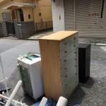 千葉県船橋市|急な引越しに伴う家具・家電の不用品回収を行いました。