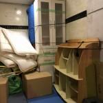 台東区浅草|冷蔵庫、家具の回収作業