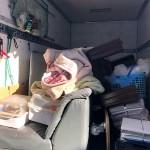 市原市|ソファー、家具、事務用品の回収作業