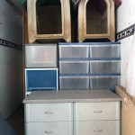 千葉市若葉区|戸建住宅一部屋の家財全て回収処分
