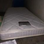 花見川区|グループホームにてマットレスの回収