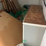 市原市|引越し前の食器棚、ベットの回収