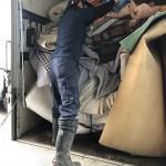 佐倉市|絨毯、カーペット、布団類の不用品回収