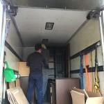 千葉市中央区|タンス、机、家財の不用品回収作業
