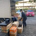 千葉市美浜区|遺品整理、家具の運搬作業